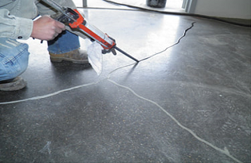 Concrete Crack and Joint Repair in Cleveland, OH by Cheetah Floor Systems, Inc.